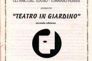 1994 - Teatro in giardino